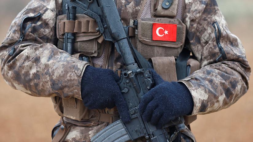 Infografía: Campaña militar de Turquía en Siria