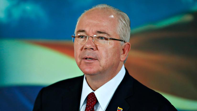 Venezuela: Solicitarán orden de captura y alerta roja en Interpol contra el exministro Ramírez