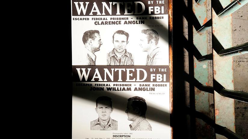 Una misteriosa carta hace reabrir el caso de la fuga de Alcatraz