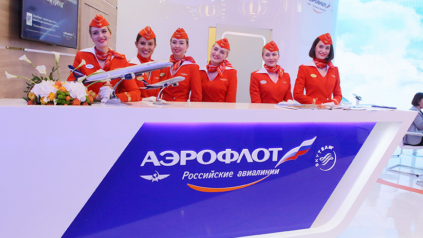 Mundial 2018: Aeroflot emite el primer billete de avión rebajado para los seguidores rusos
