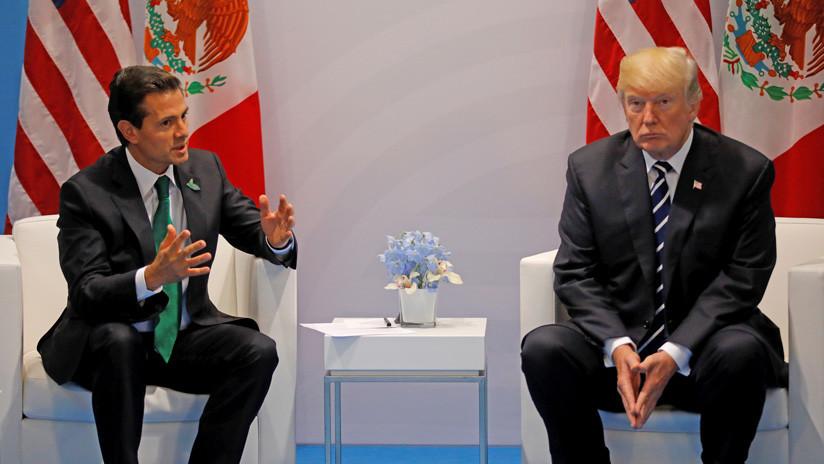 México un año después de la llegada de Trump