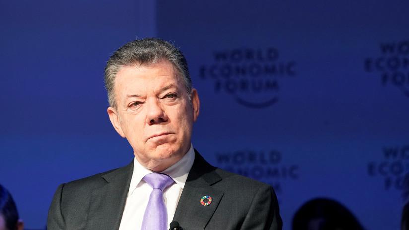 """Juan Manuel Santos: """"Nadie va a reconocer el resultado de unas elecciones en Venezuela"""""""