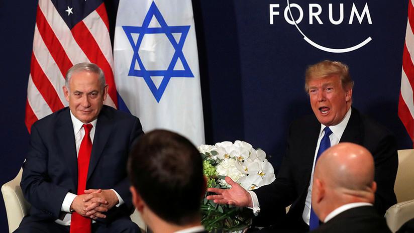 """Trump: """"Israel pagará por la decisión de EE.UU. sobre Jerusalén"""""""