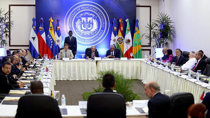 Presidente de República Dominicana: Gobierno y oposición venezolana reanudarán diálogo este domingo