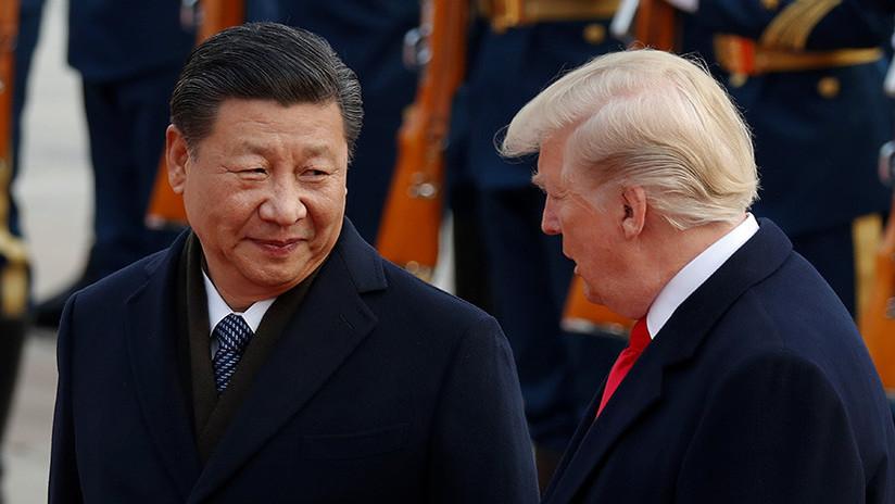 """China vs. EE.UU.: ¿Deben los líderes mundiales elegir entre """"un futuro común"""" y """"América primero""""?"""