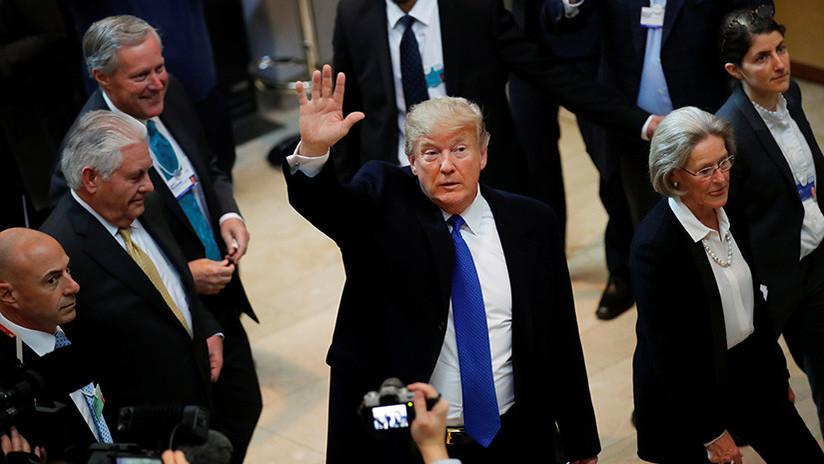 """""""EE.UU. ya no importa"""": ¿Por qué en Davos no le temen a Trump?"""