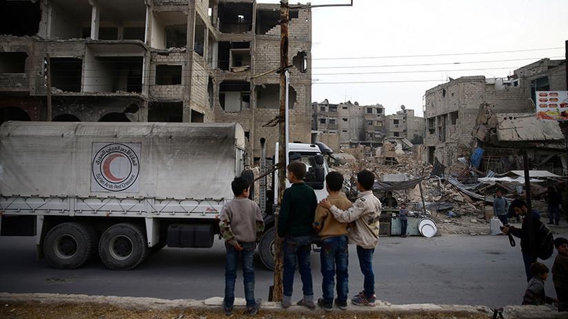"""""""EE.UU. crea en Siria su propia oposición armada de yihadistas para torpedear el proceso pacífico"""""""