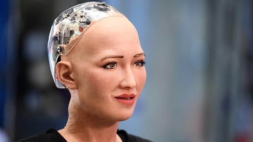 Robot que quiere aniquilar la humanidad 'muere' cuando se le pregunta por la corrupción en Ucrania