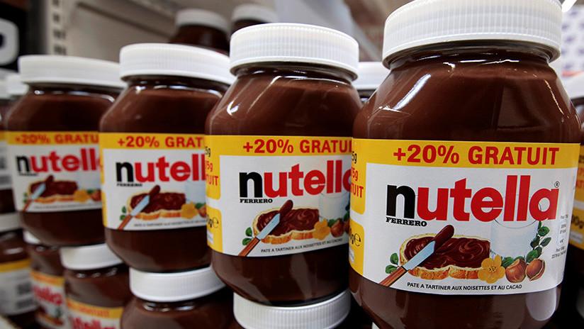 """""""Luchaban como animales"""": Un descuento de Nutella desata el caos en supermercados franceses (VIDEOS)"""