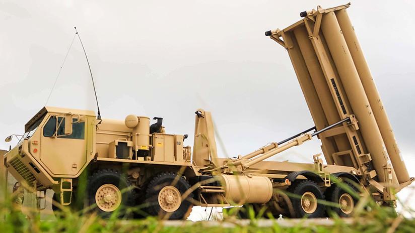 """Rusia: """"Los seis componentes del sistema THAAD de EE.UU. están desplegados en Corea del Sur"""""""