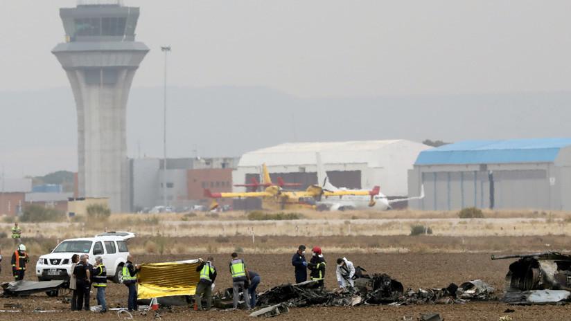 España: el militar que murió por un fallo de su F18 había recibido presiones para volar días antes