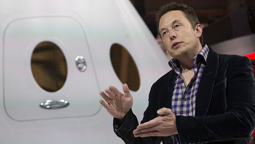 Encuentran el lanzallamas que Elon Musk prometió crear (FOTO)