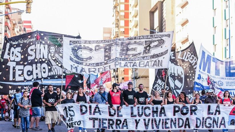La otra cara de Mar del Plata: los 'Sin Techo' que construyeron sus viviendas y su dignidad