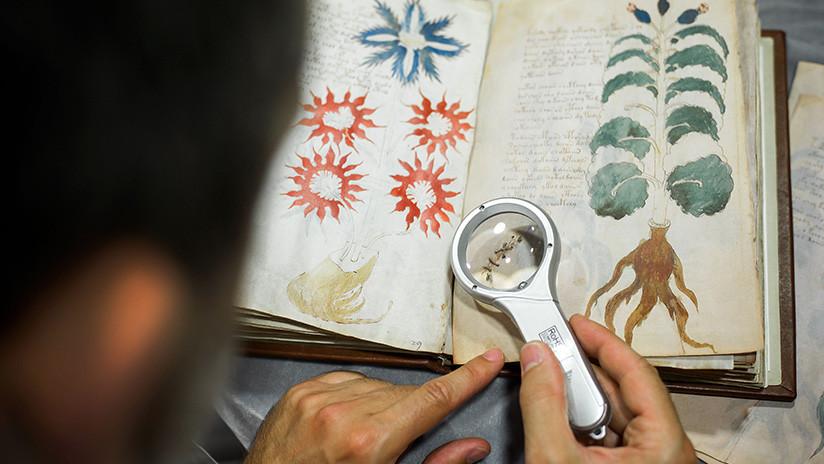 ¿Por fin descifran el misterioso manuscrito de Voynich?