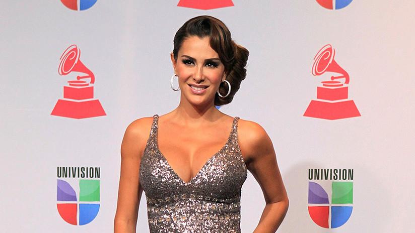Actriz mexicana se deja ver en fotos íntimas para rechazar una extorsión