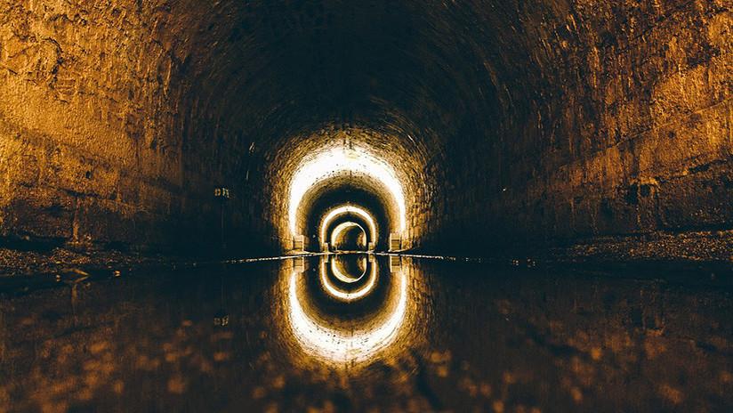 """""""No vayas allí"""": Graban un sonido aterrador proveniente de un túnel abandonado (VIDEO)"""