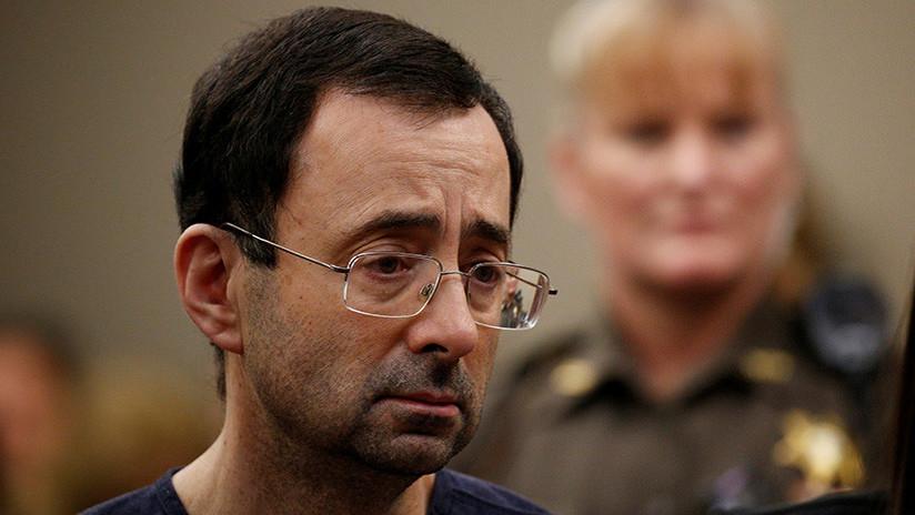 Dimite la junta directiva de la Federación de Gimnasia de EE.UU. tras la condena de Larry Nassar