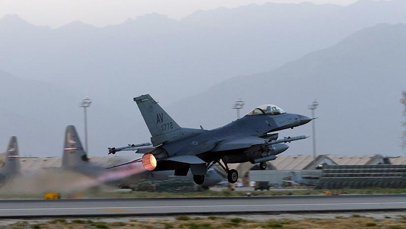 Las fuerzas de EE.UU. lanzaron 4.300 bombas sobre insurgentes en Afganistán durante 2017