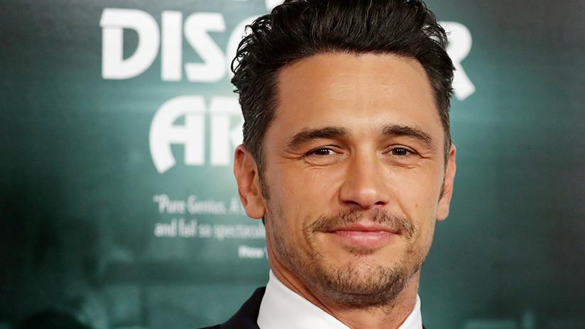 Vanity Fair elimina a James Franco de su portada por las acusaciones de acoso sexual