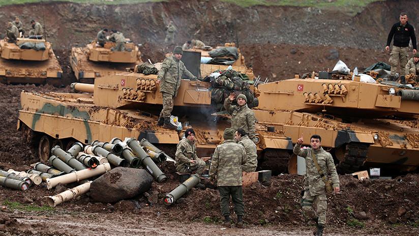 """Turquía: """"EE.UU. tiene que abandonar la región siria de Manbij"""""""