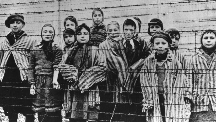 """""""Tuve suerte porque era joven"""": Las desgarradoras historias de los supervivientes del Holocausto"""