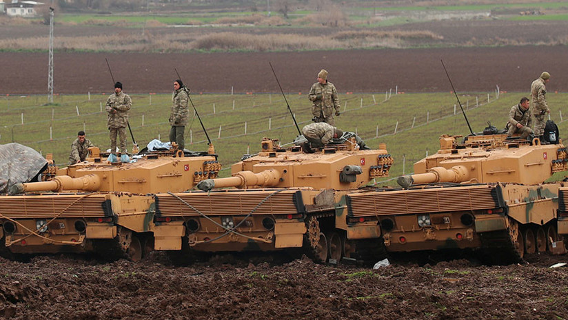 'Uñas del Pie', 'Rama de Olivo' o 'Drácula': Las operaciones militares con los nombres más raros