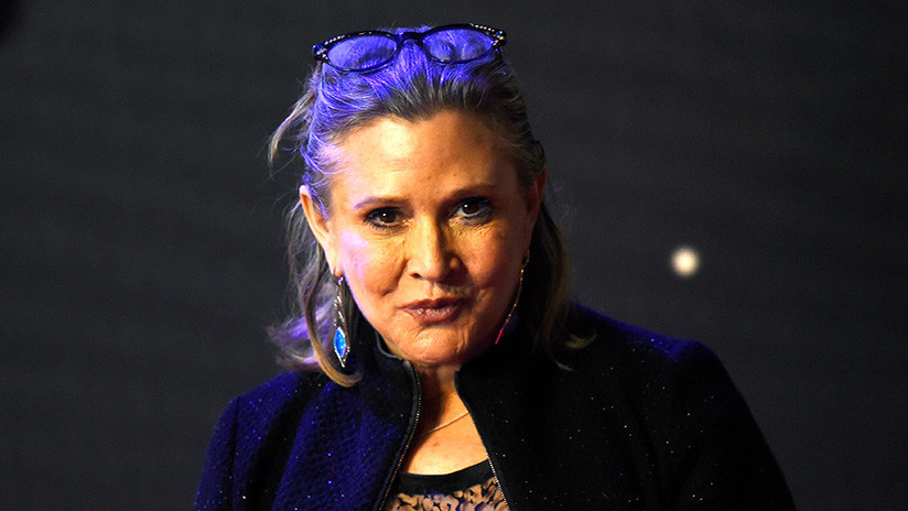 Carrie Fisher gana un Grammy póstumo por un audiolibro de sus memorias