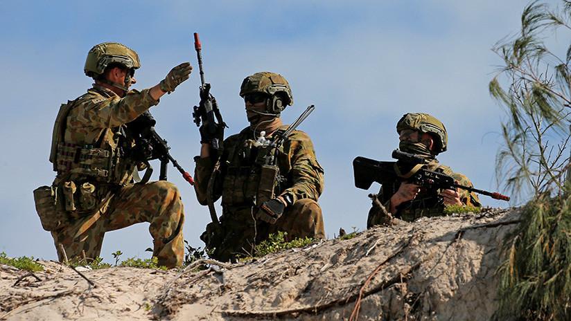 Australia da el salto para situarse a la cabeza de la exportación mundial de armas