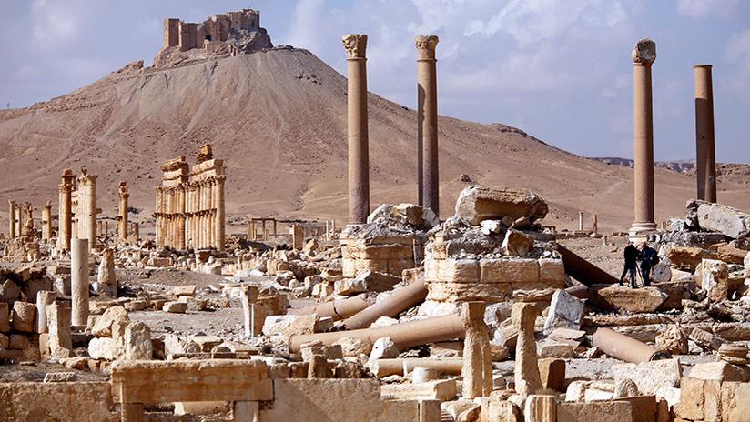 """""""Estamos de vuelta"""": Siria busca recuperar el turismo tras la guerra"""