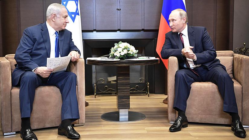 ¿De qué hablará Vladímir Putin con Benjamín Netanyahu durante su visita oficial a Moscú?
