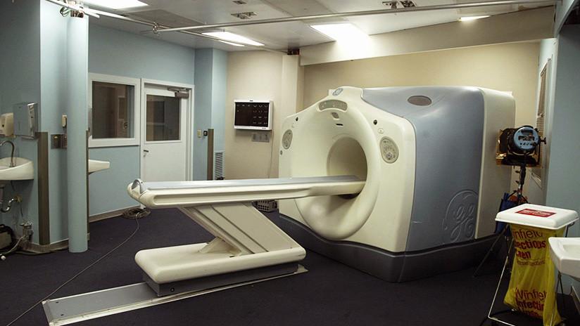 Un hombre muere tras ser succionado por un aparato de imagen por resonancia magnética