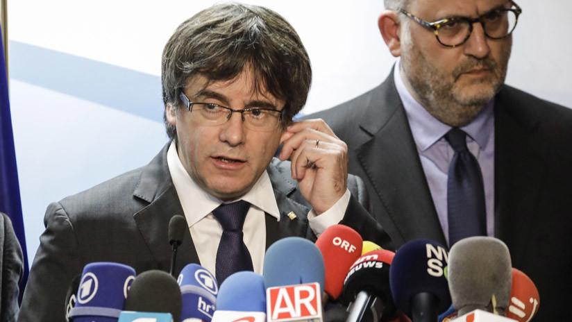 Puigdemont descarta pedir permiso al juez para ser investido presidente presencialmente