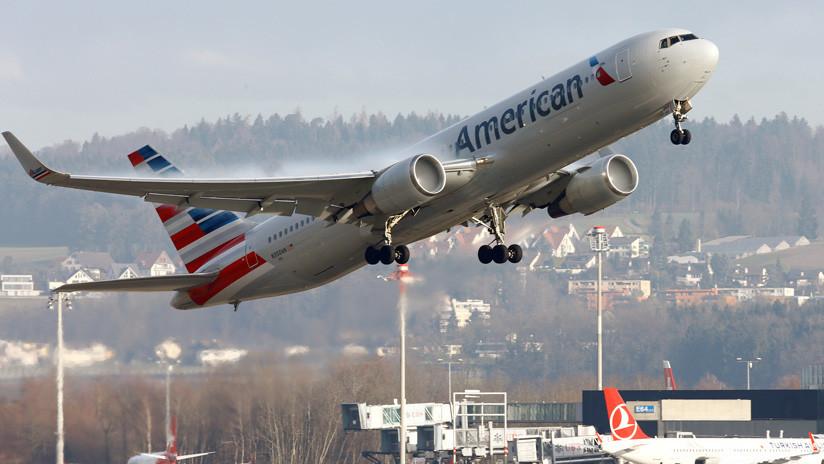 VIDEO Y FOTOS: Echan de un avión de American Airlines a la modelo 'fitness' más famosa de Instagram