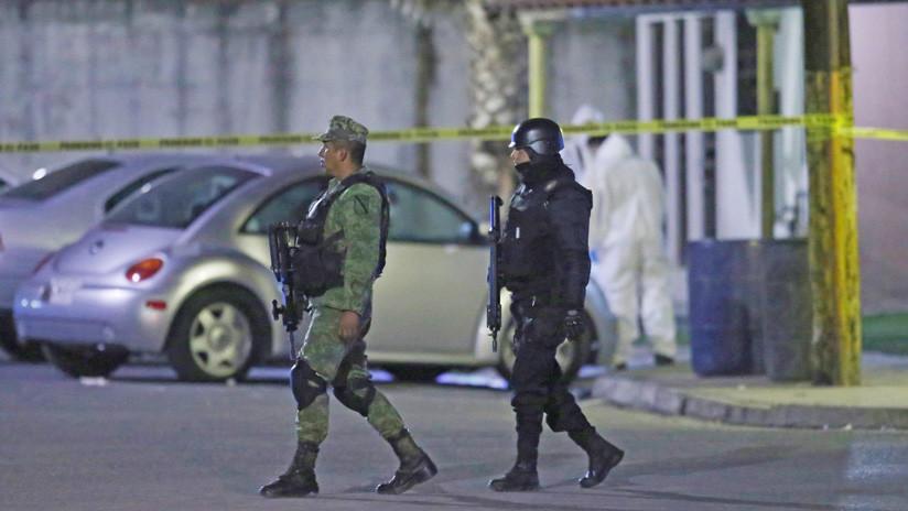 México aumentará sus tropas tras registrarse 25.000 asesinatos en el 2017