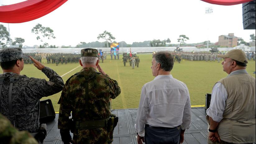 Presidente Santos suspende el quinto ciclo de conversaciones con el ELN