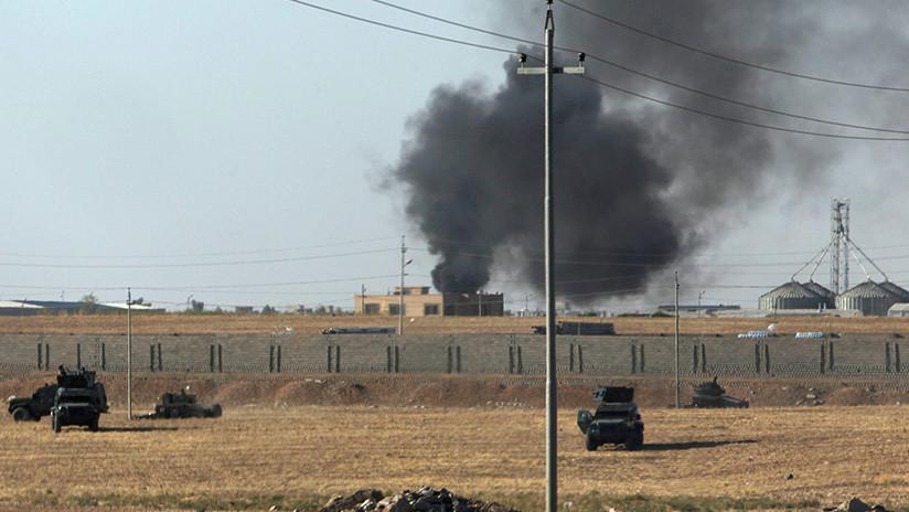 Aviones turcos atacan objetivos kurdos en el norte de Irak