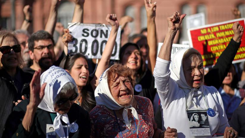 Ordenan allanar la sede de las Madres de Plaza de Mayo en Buenos Aires