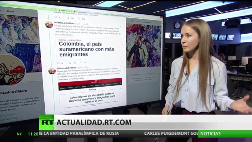Injerencia rusa, capítulo 385: Elecciones en Colombia