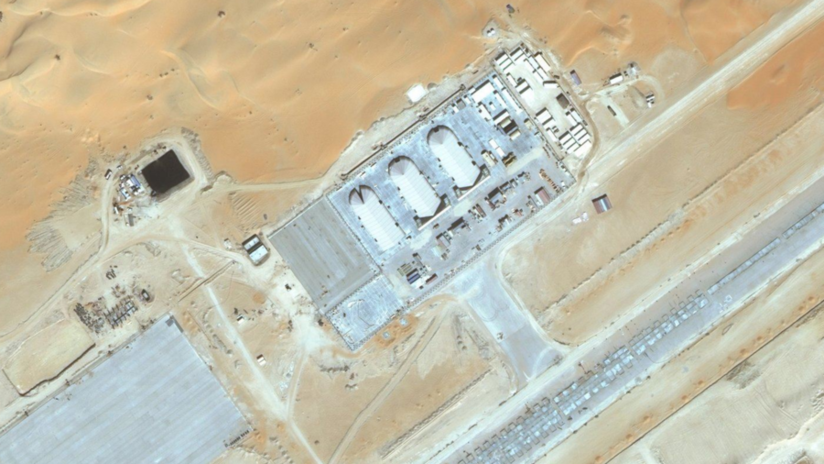 No tan secretas: cuatro ocasiones en que bases militares de EE.UU. fueron expuestas en la Red (FOTO)