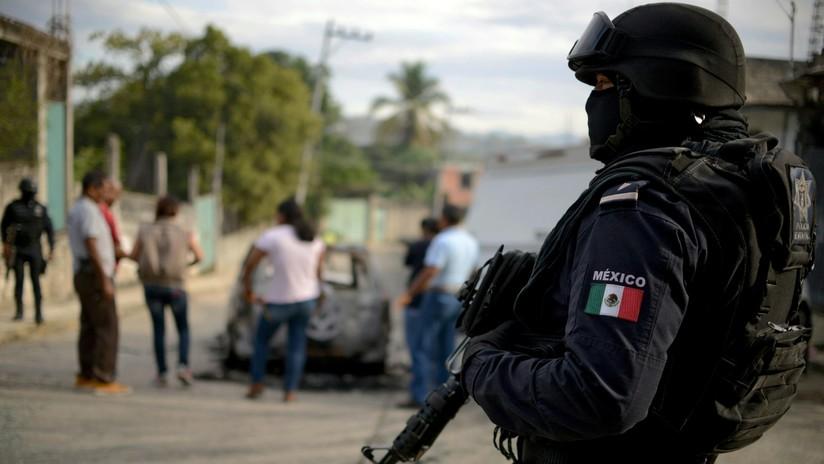 Masacre en México: Asesinan a nueve hombres mientras veían fútbol