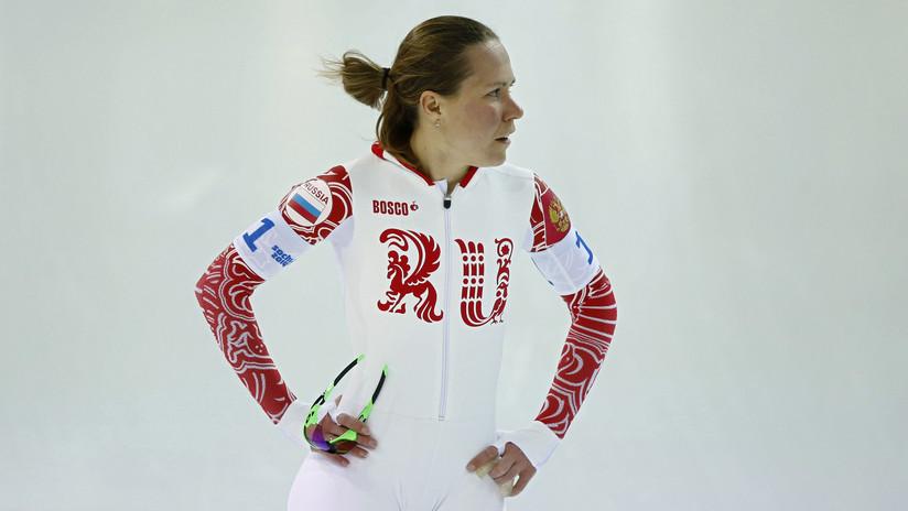 Patinadora rusa rechaza la invitación del COI para los JJ.OO. de Pyeongchang