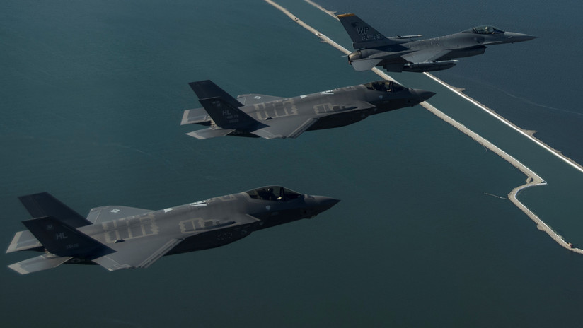 Detectan más de 1.000 fallas en los caza de quinta generación estadounidenses F-35