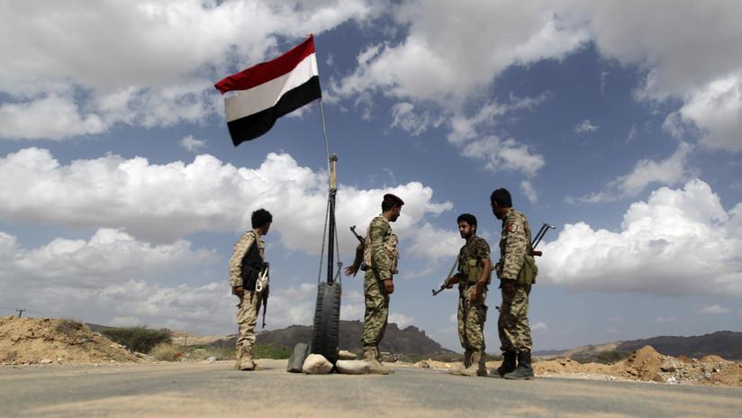 Un ataque suicida deja 10 policías muertos en Yemen