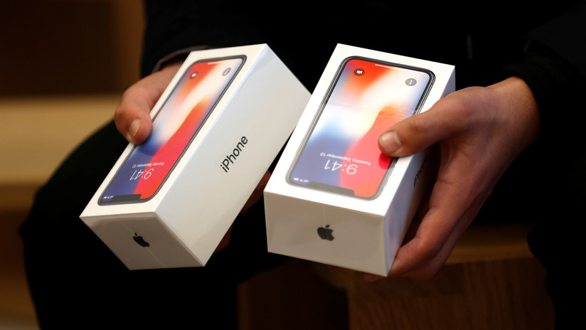El iPhone X desploma las acciones de Apple en más de 18.000 millones de dólares