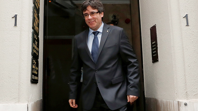 """Pleno de investidura en el Parlamento catalán: se suspende hasta que tenga más """"garantías"""""""