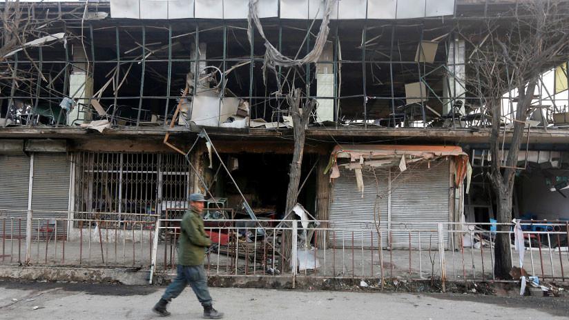 Irán acusa a Estados Unidos de desplegar al Estado Islámico en Afganistán