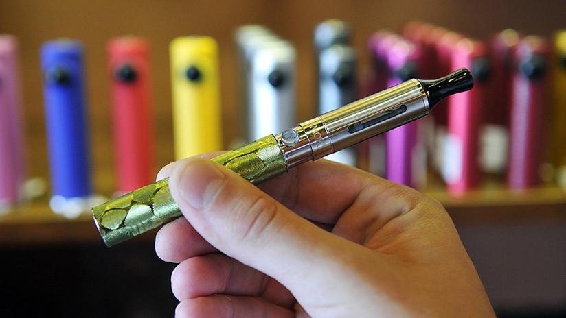 Un nuevo estudio revela el peligro de los cigarrillos electrónicos