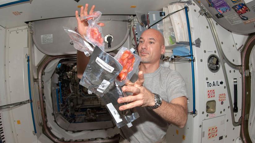 Excrementos humanos: ¿La fuente nutricional del astronauta del futuro?