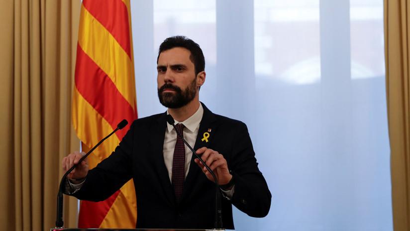 """""""Un limbo legal"""": situación sin precedentes en Cataluña tras ser aplazado el pleno de investidura"""