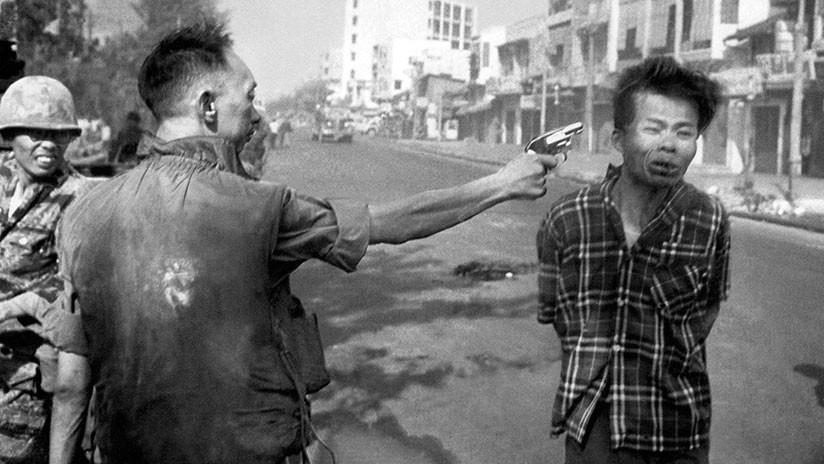 Se cumplen 50 años de la foto que destapó el horror de la guerra de Vietnam